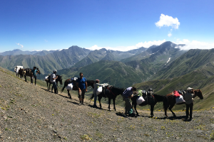 TUSHETI RIDE, GEORGIA 2021