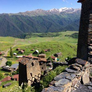 village Touchétie